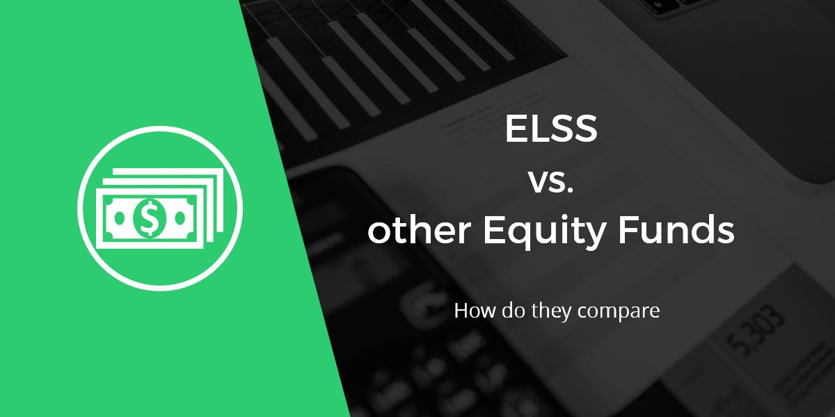 elss vs equity funds
