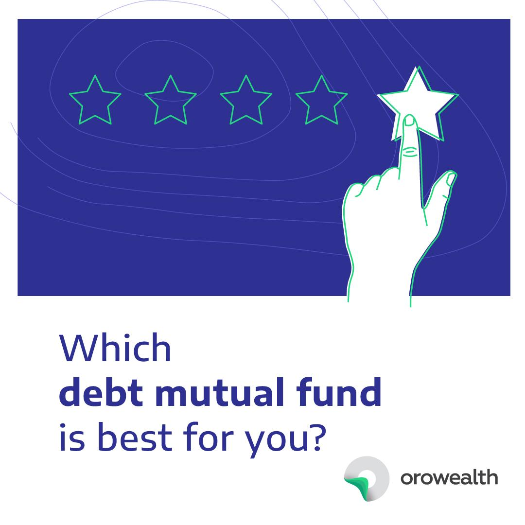 best debt mutual fund