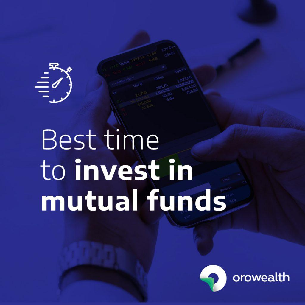 best time to invest in mutual funds