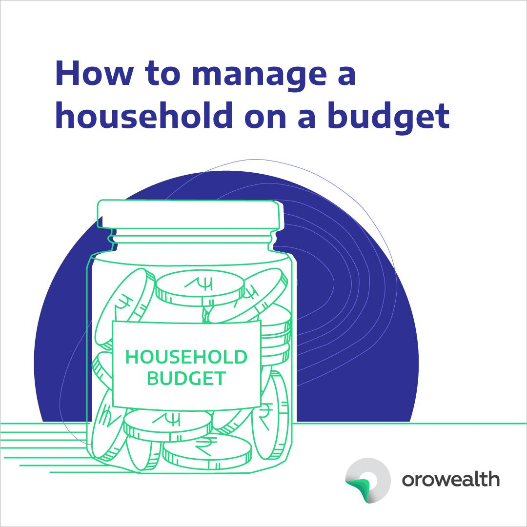 How to manage a household 73
