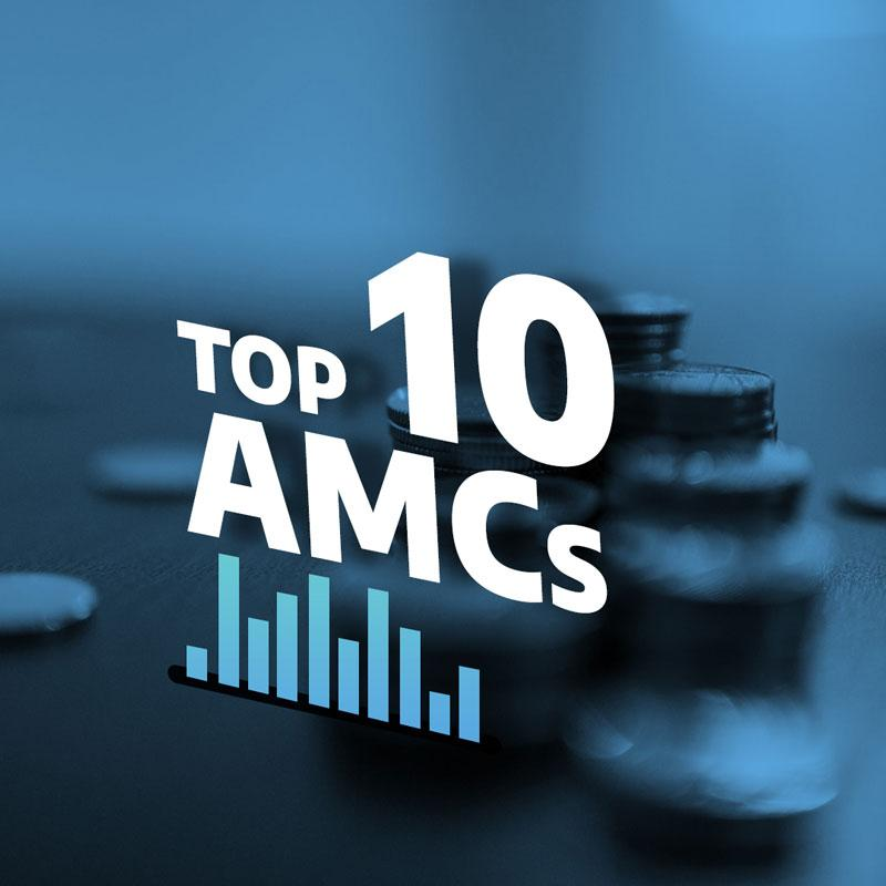 Top 10 Asset Management Companies (AMCs) of India (Full List)