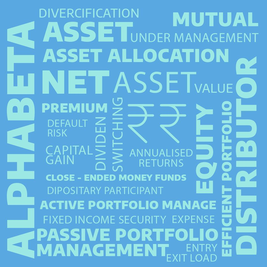 basic mutual fund terminology